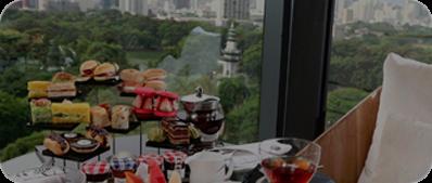 曼谷SO Sofitel酒店2晚住宿+下午茶套票