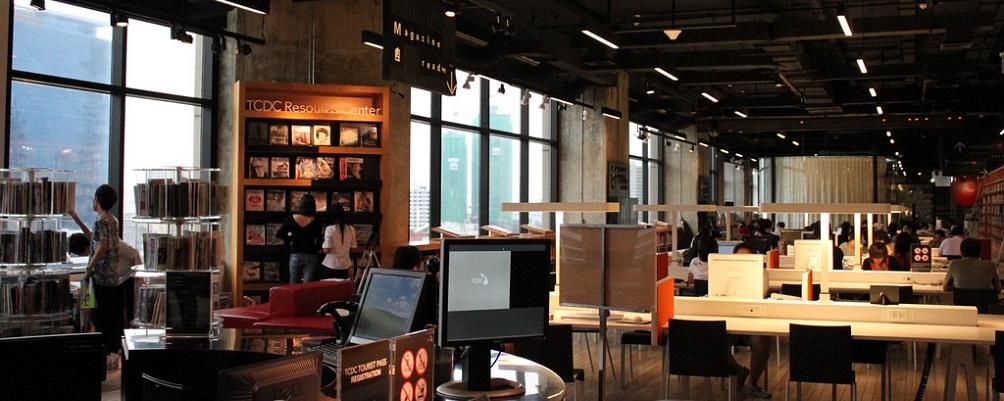 泰國曼谷創意設計中心帶給你不一樣的設計感