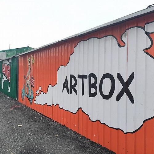 曼谷ArtBox——文青必訪設計市集